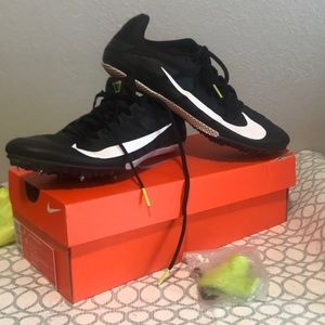 Nike track cleats
